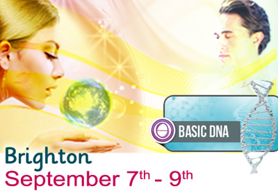 Theta Healing Basic DNA Brighton