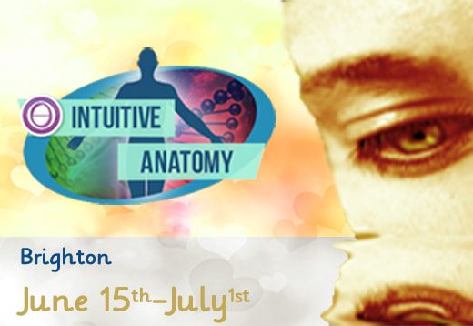 Theta Healing Intuitive Anatomy Brighton and London