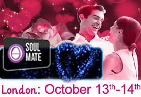 theta healing soul mate london oct. 13th-14th