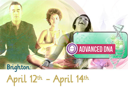 theta healing advanced dna april 12th-14th