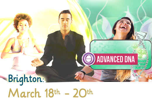 Advanced DNA Brighton theta healing