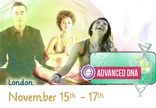 theta healing advanced dna london november