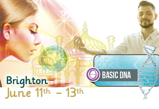 thetahealing basic dna brighton
