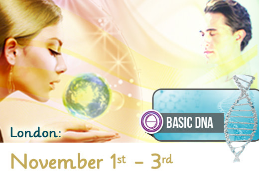theta healing basic dna london November