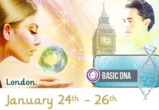 theta healing basic dna london