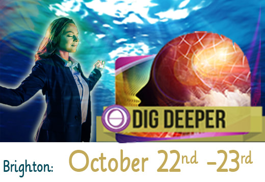 theta healing dig deeper  october 22nd