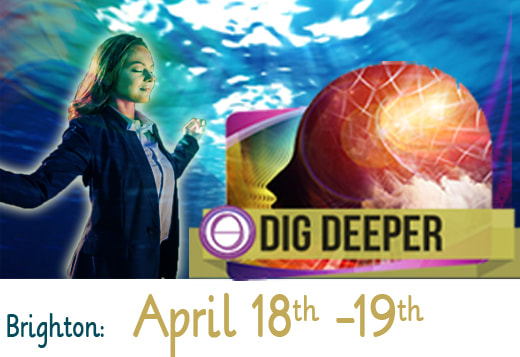 theta healing dig deeper april 18th-19th