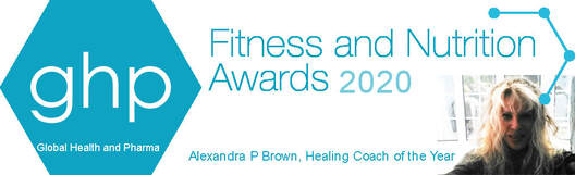 Theta Healing Coach of the Year Alexandra P Brown